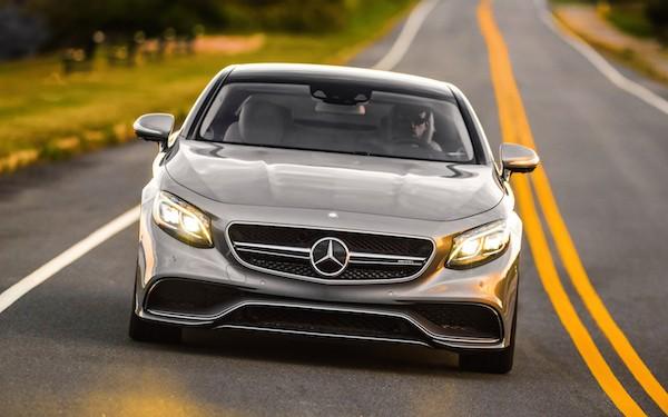 Chiêm ngưỡng hình ảnh đẹp long lanh của Mercedes S-Class Coupe ảnh 8