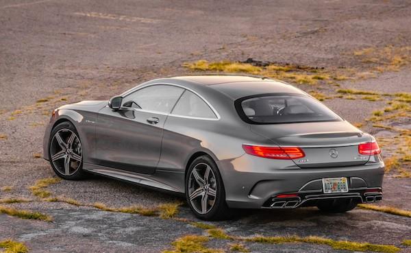 Chiêm ngưỡng hình ảnh đẹp long lanh của Mercedes S-Class Coupe ảnh 10