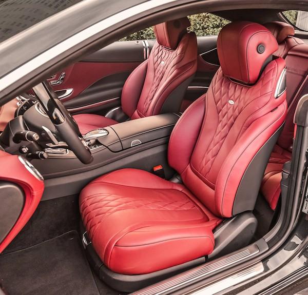 Chiêm ngưỡng hình ảnh đẹp long lanh của Mercedes S-Class Coupe ảnh 11