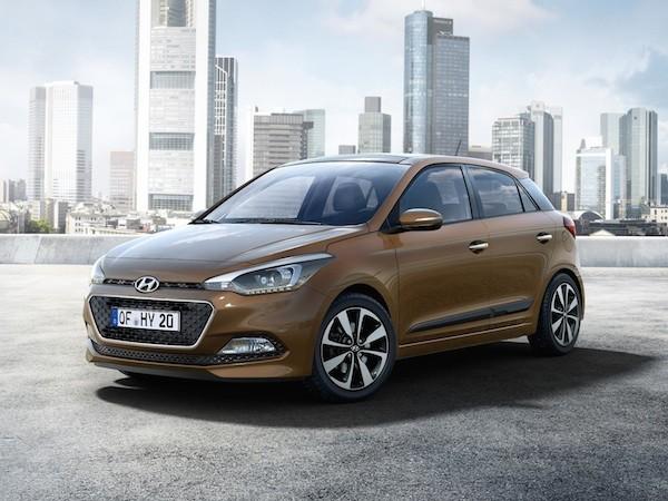 Hyundai i20 có thể được bổ sung thêm biến thể wagon ảnh 1