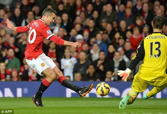 Chelsea đánh rơi chiến thắng vào phút chót trước M.U ảnh 1