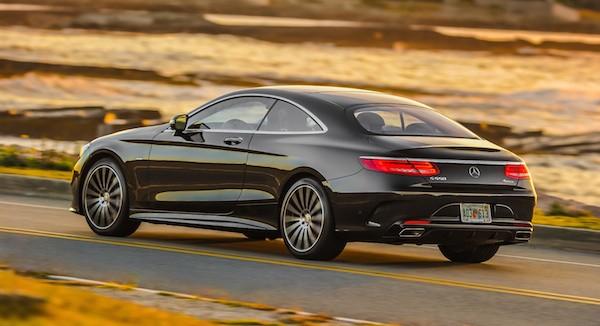 Chiêm ngưỡng hình ảnh đẹp long lanh của Mercedes S-Class Coupe ảnh 5