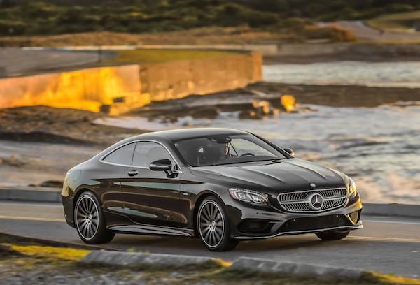 Chiêm ngưỡng hình ảnh đẹp long lanh của Mercedes S-Class Coupe ảnh 6