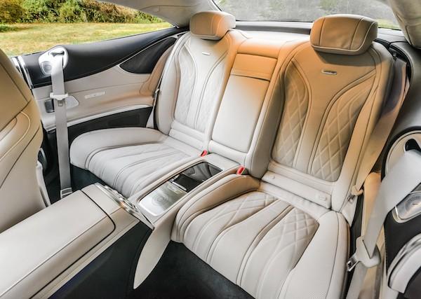 Chiêm ngưỡng hình ảnh đẹp long lanh của Mercedes S-Class Coupe ảnh 7