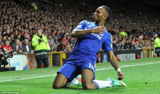 Chelsea đánh rơi chiến thắng vào phút chót trước M.U ảnh 3