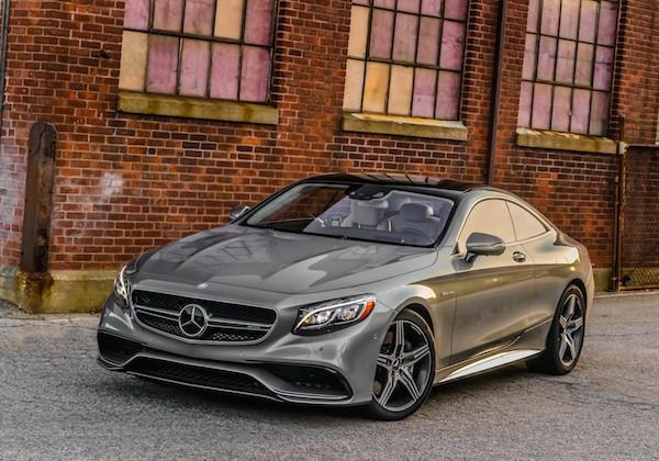 Chiêm ngưỡng hình ảnh đẹp long lanh của Mercedes S-Class Coupe ảnh 9