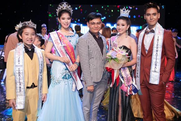 Stylist Trịnh Tú Trung làm giám khảo cuộc thi nhan sắc lớn tại Thái Lan ảnh 9
