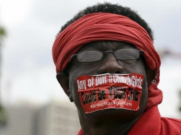 Quốc tế đã phát động chiến dịch đòi tự do cho các con tin bị Boko Haram bắt cóc hồi tháng Tư