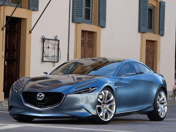 Xe thể thao Mazda 6 Coupe sẽ ra mắt vào năm 2016 ảnh 1