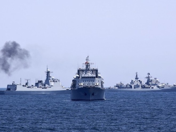 """Báo Nga: Iran có thể trở thành """"bạn thân"""" của Trung Quốc ảnh 1"""