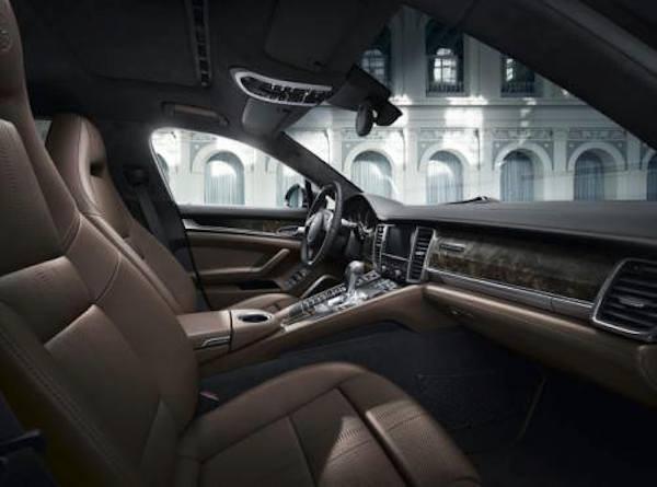 Porsche ra mắt phiên bản giới hạn Panamera Exclusive Series ảnh 2