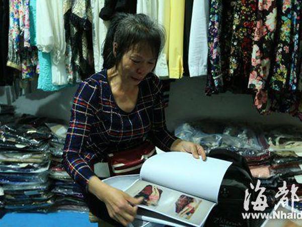 Bà Chu Mộc Kiều đau buồn mỗi khi xem album có hình con gái