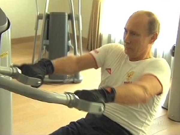 Bí quyết sống khỏe của Tổng thống Nga Putin ảnh 2