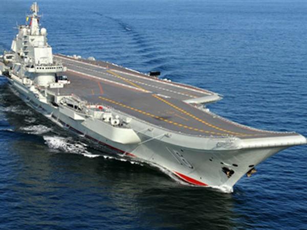 Trung Quốc phủ nhận vụ nổ trên tàu sân bay Liêu Ninh ảnh 1