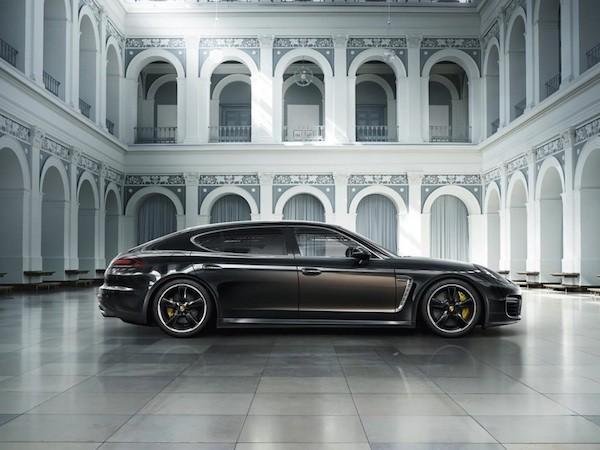 Porsche ra mắt phiên bản giới hạn Panamera Exclusive Series ảnh 1