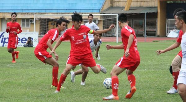 THPT Trần Quốc Tuấn lần thứ 2 đăng quang giải bóng đá học sinh Hà Nội ảnh 1