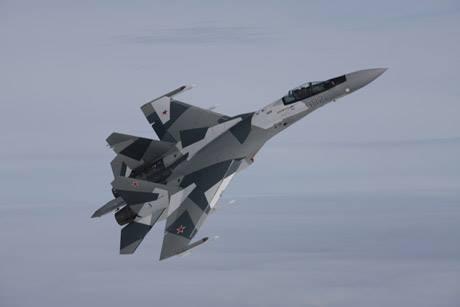 Sukhoi Su-35 có uy lực rất mạnh
