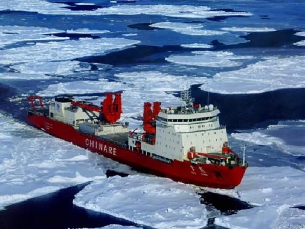 Tuyết Long- Tàu phá băng khảo sát khoa học duy nhất của Trung Quốc