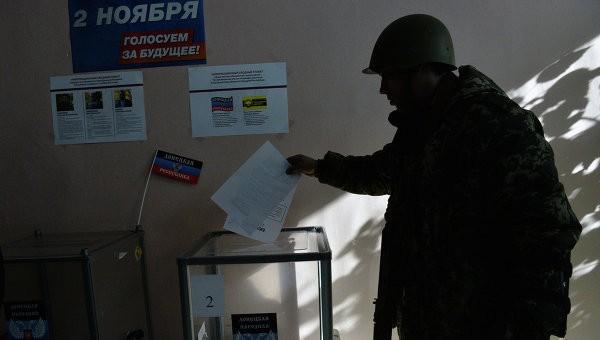 90% cử tri Donetsk đã tham gia bỏ phiếu hôm 2-11