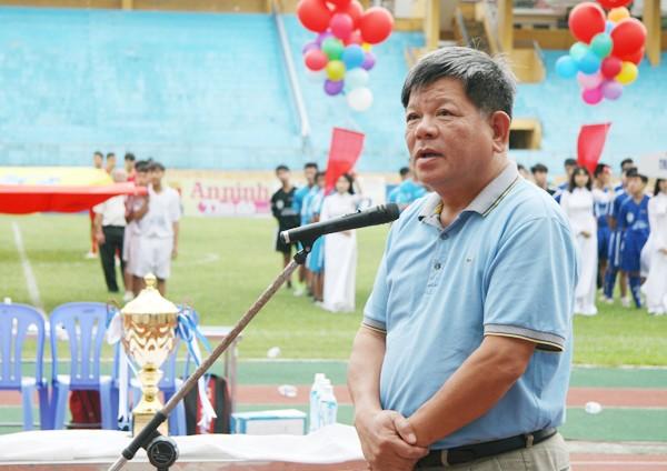 THPT Trần Quốc Tuấn lần thứ 2 đăng quang giải bóng đá học sinh Hà Nội ảnh 4