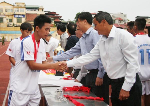 THPT Trần Quốc Tuấn lần thứ 2 đăng quang giải bóng đá học sinh Hà Nội ảnh 12