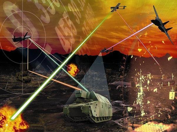 Trung Quốc đã phát triển thành công hệ thống laser chống UAV? (Ảnh minh họa)