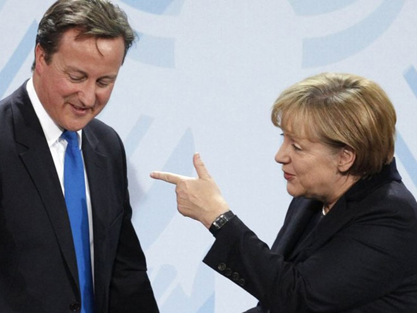 """Đức và Anh đều đang thể hiện sự cứng rắn của 2 """"ông lớn"""" trong EU"""