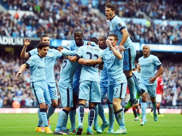 Man City đã trở lại chiến thắng sau chuỗi ngày gây thất vọng