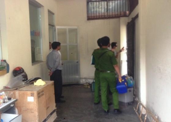 Trộm đột nhập ngân hàng VietinBank, lấy phải két sắt...rỗng ảnh 3