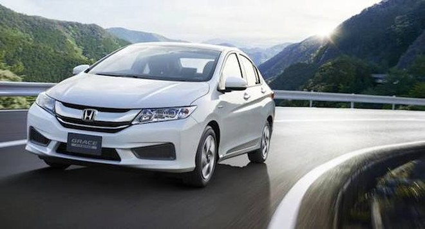 Honda bật mí một mẫu xe hybrid hoàn toàn mới ảnh 1
