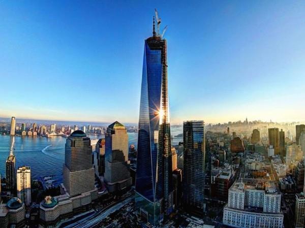 One World Trade Center mở cửa trở lại, 13 năm sau vụ khủng bố 11-9 ảnh 1