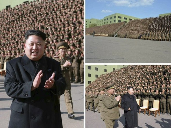 Những hình ảnh chứng minh ông Kim Jong-un đã hoàn toàn khỏe mạnh