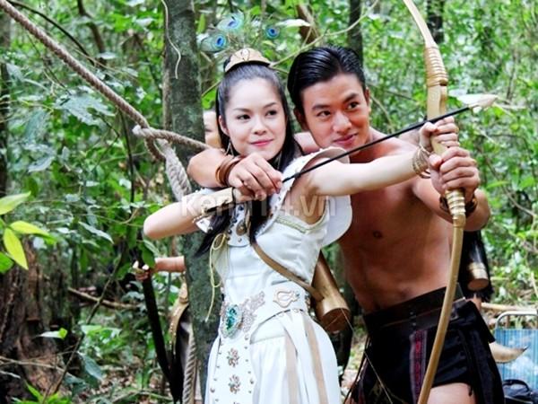 Hiếu Nguyễn mộc mạc trong vai diễn Thạch Sanh