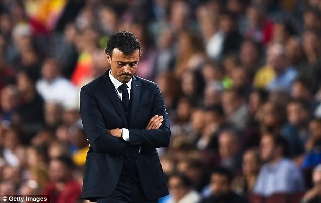 Barca thiết lập một kỷ lục... tồi tệ! ảnh 2