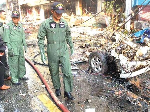 Thái Lan phát súng cho dân chống phiến quân Hồi giáo ảnh 1