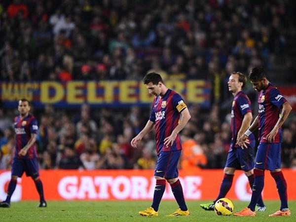Barca thiết lập một kỷ lục... tồi tệ! ảnh 1