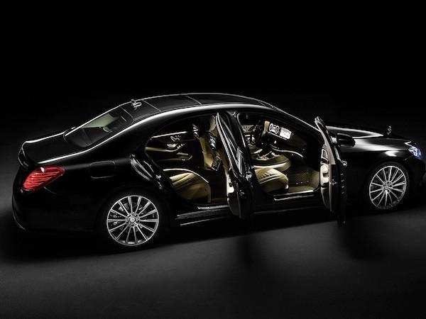 Mercedes-Benz S-Class Maybach lộ thêm thông tin trước ngày ra mắt ảnh 1