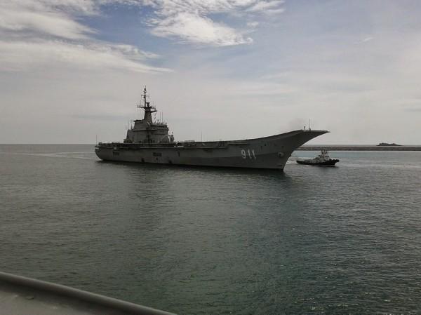 """Chiêm ngưỡng hàng không mẫu hạm """"nhỏ nhất thế giới"""" của Thái Lan ảnh 5"""
