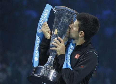 ĐKVĐ Novak Djokovic vẫn được đánh giá cao hơn cả