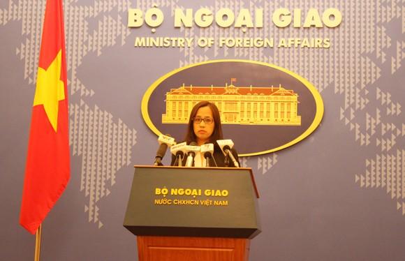 Khẳng định mạnh mẽ chủ quyền của Việt Nam đối với hai quần đảo Trường Sa và Hoàng Sa ảnh 1