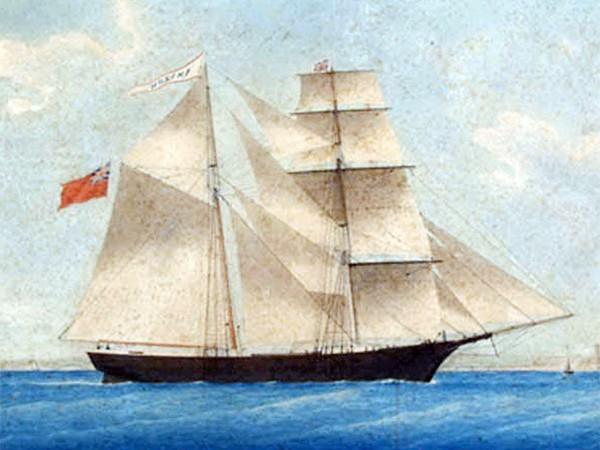 Những con tàu ma kỳ lạ trong lịch sử ảnh 1