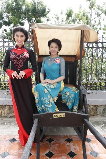 Theo chân thí sinh hoa hậu Việt Nam thăm nhà Công tử Bạc Liêu ảnh 9