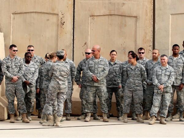 Hơn 600 binh lính Mỹ bị phơi nhiễm với chất độc hoá học ở Iraq ảnh 1