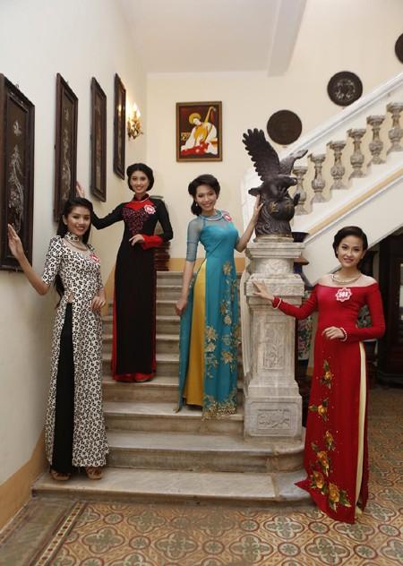 Theo chân thí sinh hoa hậu Việt Nam thăm nhà Công tử Bạc Liêu ảnh 4