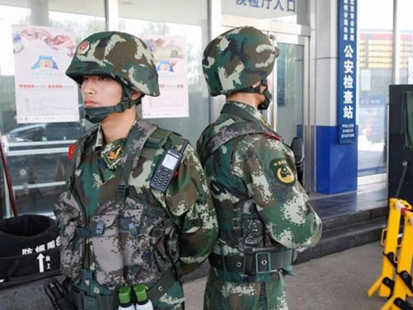Cảnh sát Bắc Kinh được tăng cường để đảm bảo an ninh cho APEC