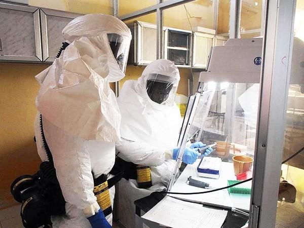 Giới y học thế giới đang chạy đua với thời gian để sản xuất vaccine phòng chống virus Ebola