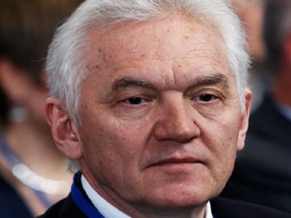 Tỷ phú Genady Timchenko