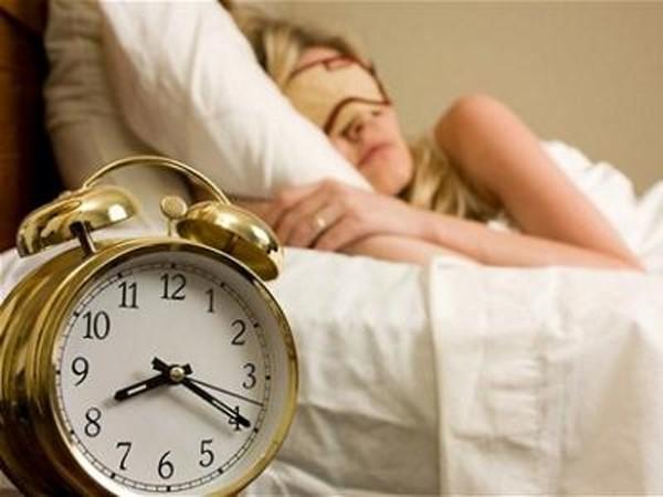 Nguy hại từ ngủ nướng ảnh 1