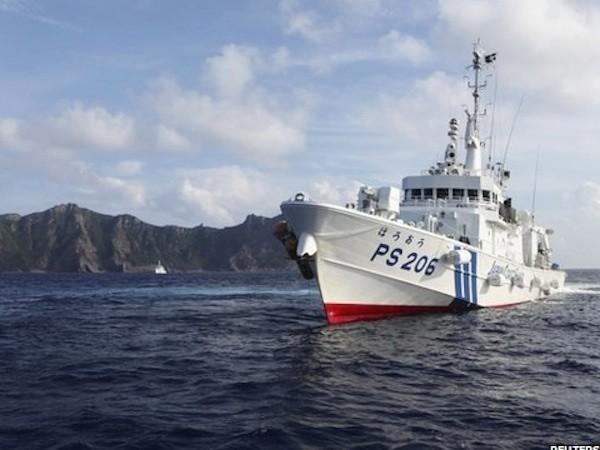 Trung-Nhật hứa kiềm chế trong tranh chấp quần đảo Senkaku/Điếu Ngư ảnh 1