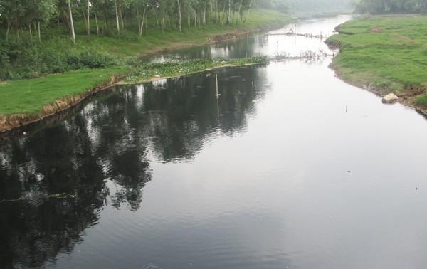 """Sông Đáy thơ mộng bị ô nhiễm trầm trọng, trở thành """"dòng sông chết"""" ảnh 3"""